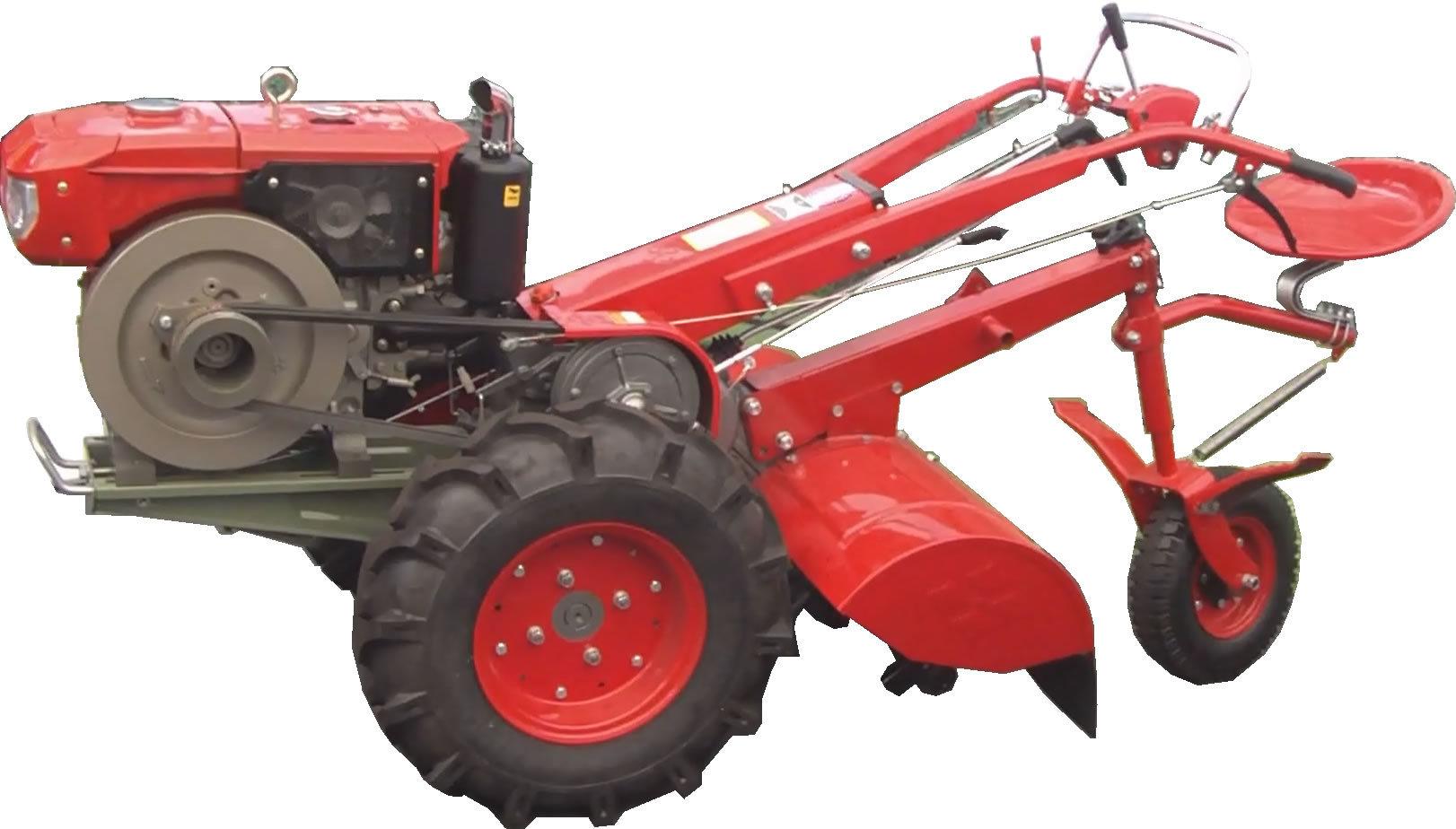 Tiller Tractor Tractor Power Tiller