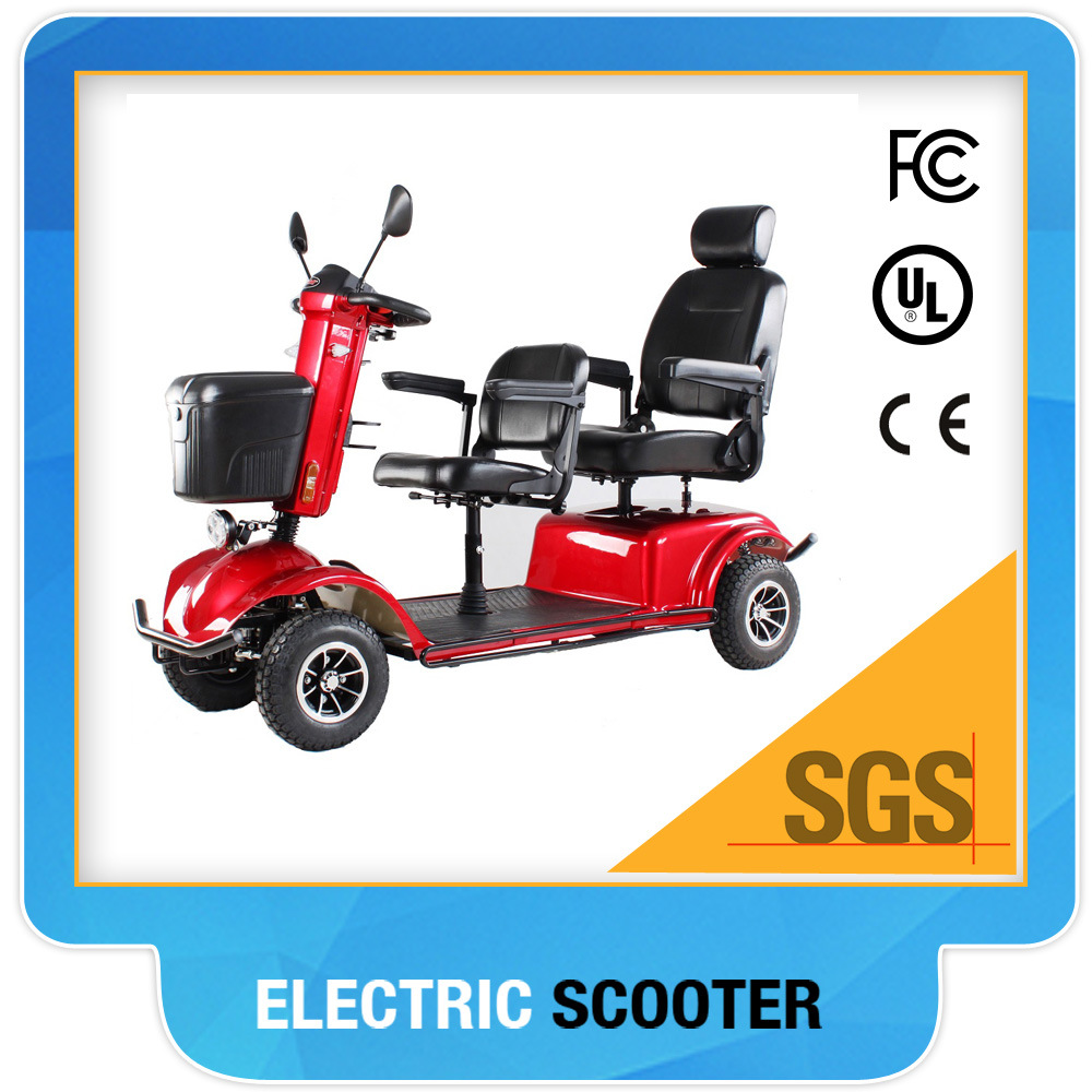 Two Seat Mobility Scooters Tbm-07D