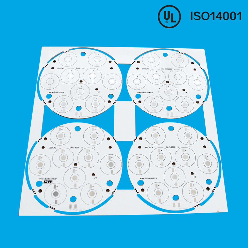 2016 High Quality Aluminum Base LED PCB