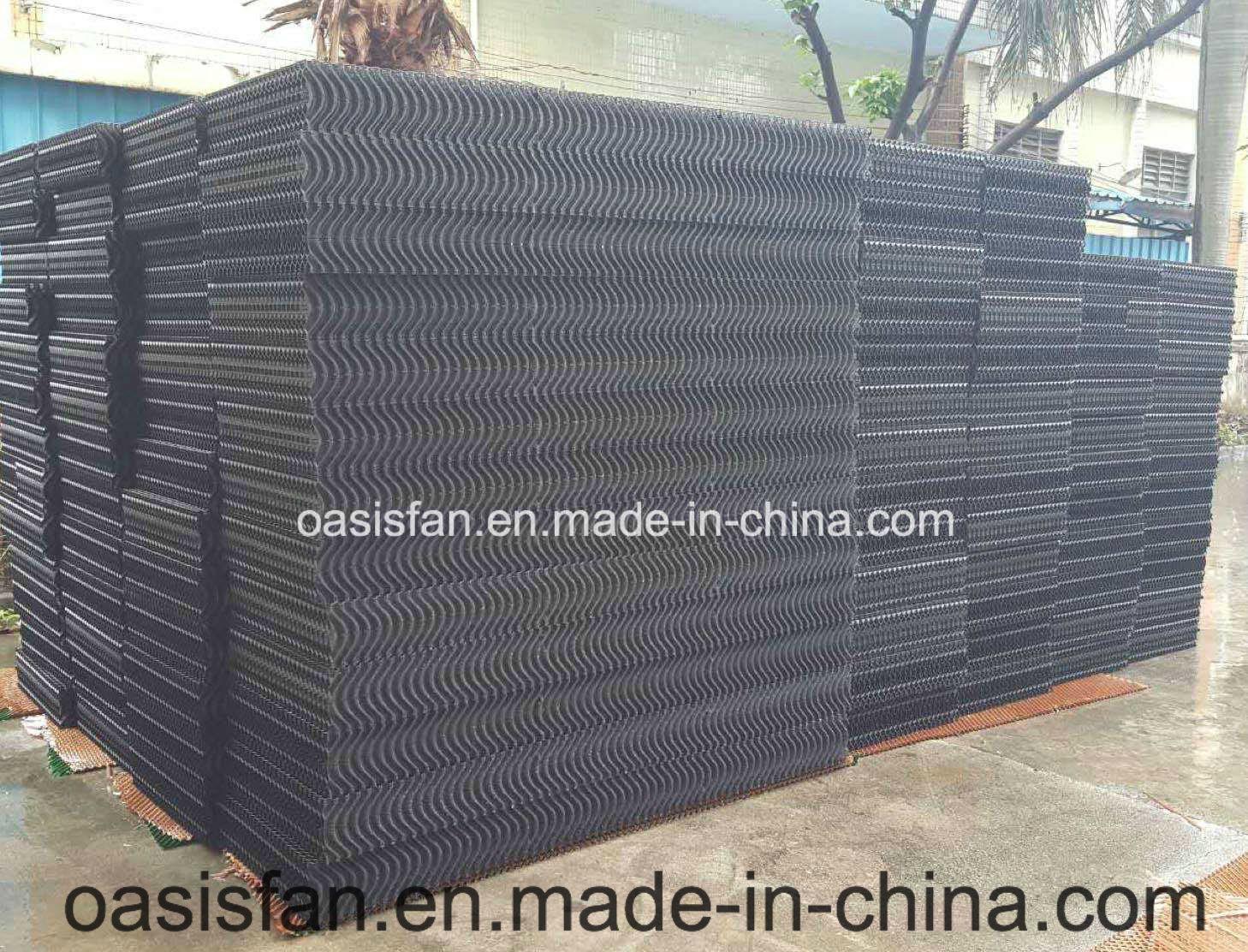 PVC evaporative cooling pad/ cooling pad/ PVC cooling pad/ Evaporative Media