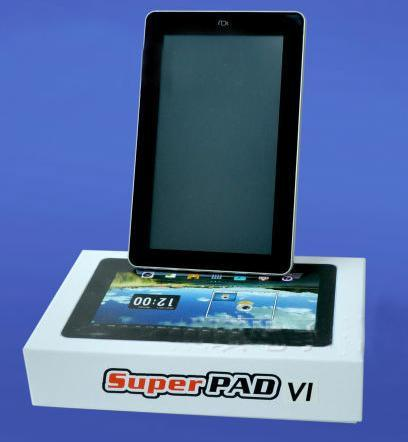 Zeepad Google Android 4 1 Os 1 2ghz 8gb 9 Tablet Pc