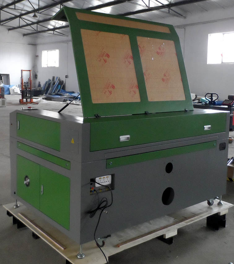 CO2 Laser Cutter for Wood/MDF, Acrylic (FLC1490)