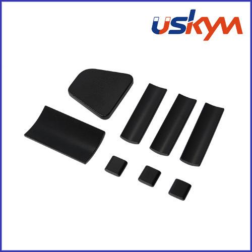 Coating Black-Epoxy NdFeB Arc Magnets Custom Magnets (A-001)