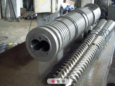Parallel Twin Screw and Barrel of Extruder