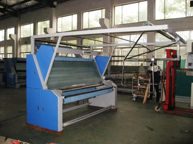 MT-A Tubular Fabric Slitting Inspection Machine
