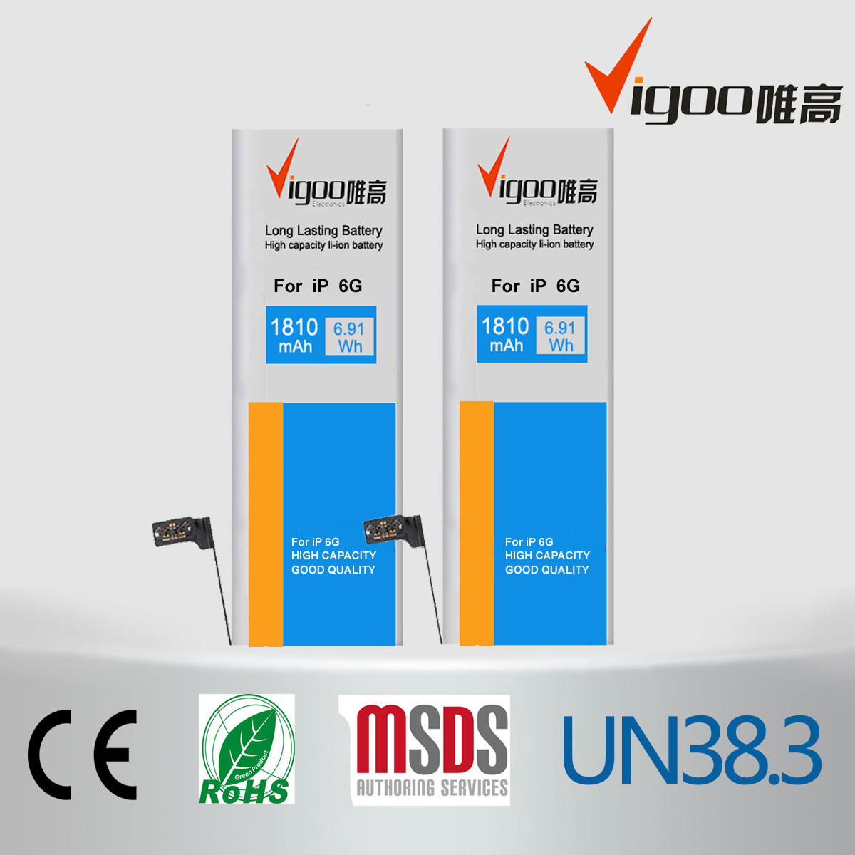 High Quality Battery for Samsung I9100