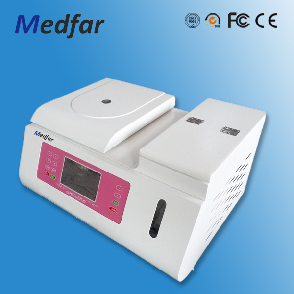 Mfl5-G Temp Controlled Multifunctional Prp. Ppp. Fat Centrifuge