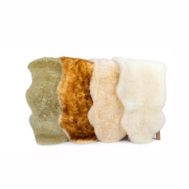 Fur Blanket Large Size Floor Carpet Australian Sheepskin Blanket