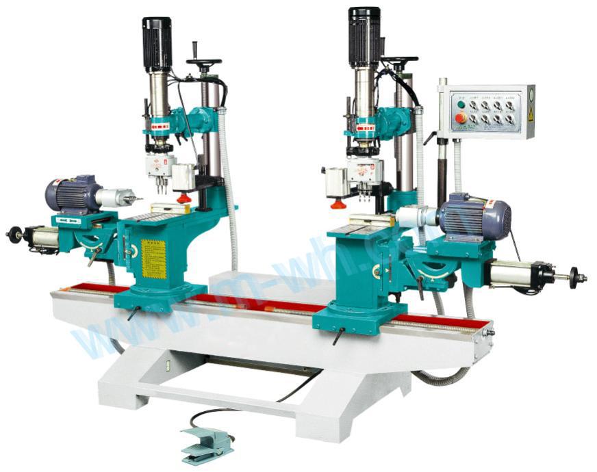 Spindle Boring Machine : China multi spindle horizontal wood boring machine mw