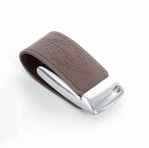 USB Flash Drive OEM Logo Leather PU USB Pendrives Flash Card Memory Stick USB Flash Thumb Memory Card USB Flash Pen drive