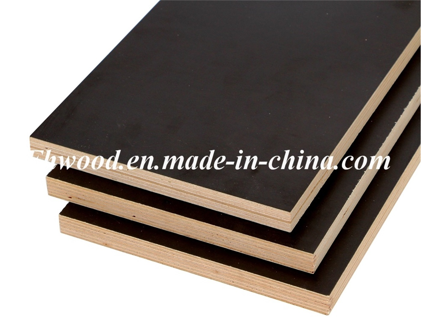 High Glossy Filmfaced Plywood for Construction