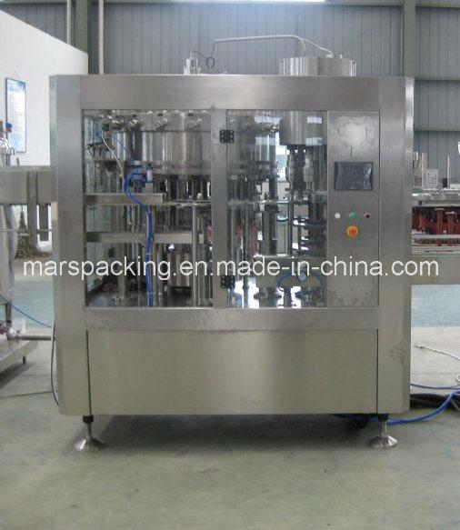 Bottle Filling Plant for Soda Water (DGF24-8)