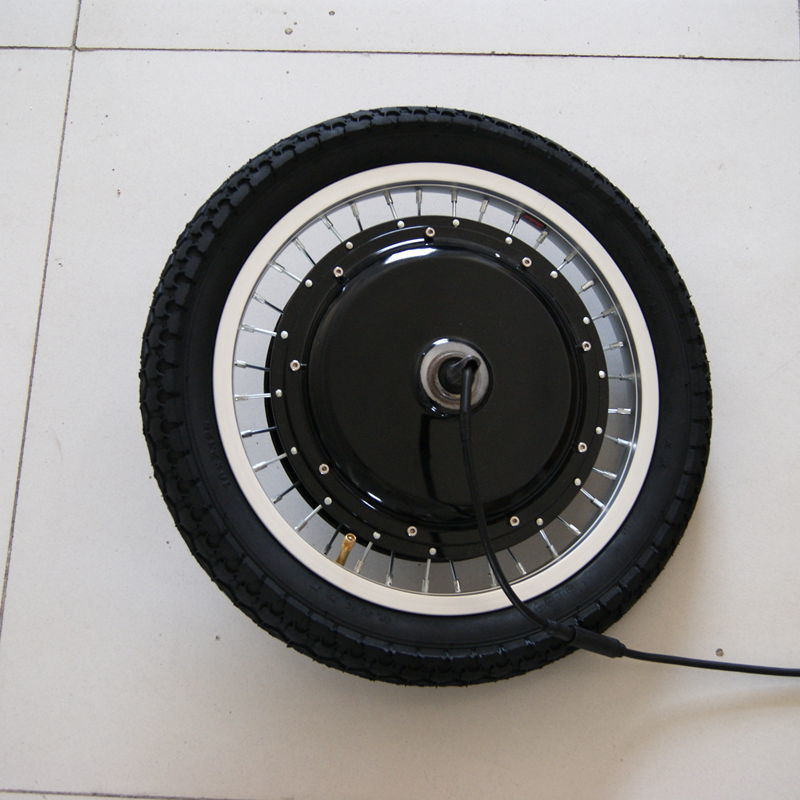 China 16 36v 500w Electric Bike Hub Motor Wheel Photos