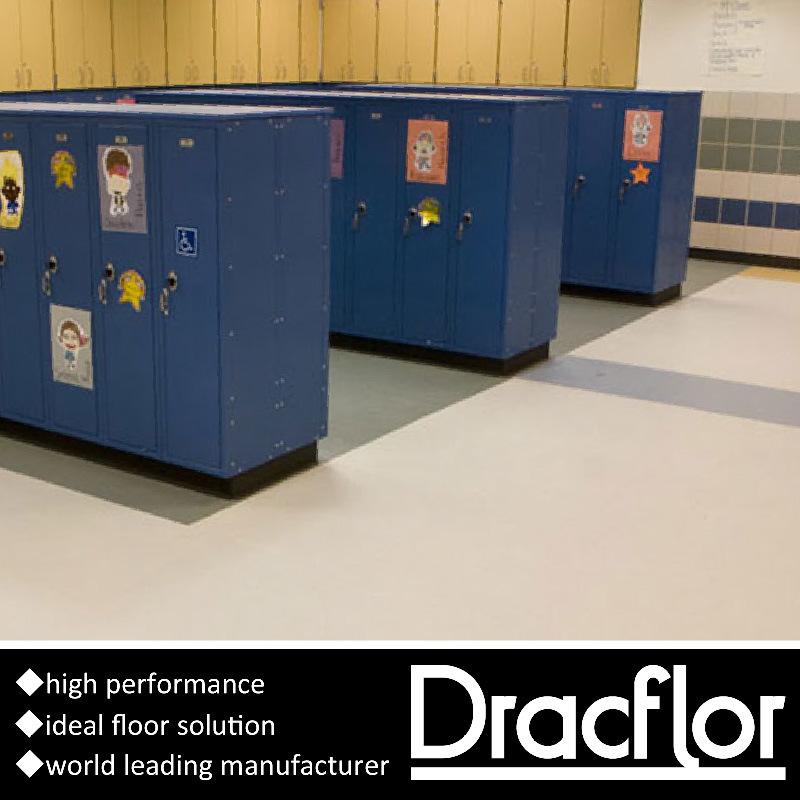 Durable Vinyl Floor Covering PVC Flooring Mat