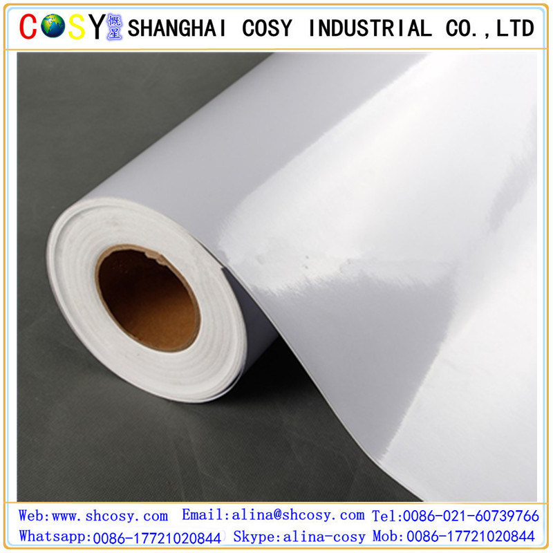 China Manufacturer High Quality PVC Self Adhesive Vinyl Roll for Printing