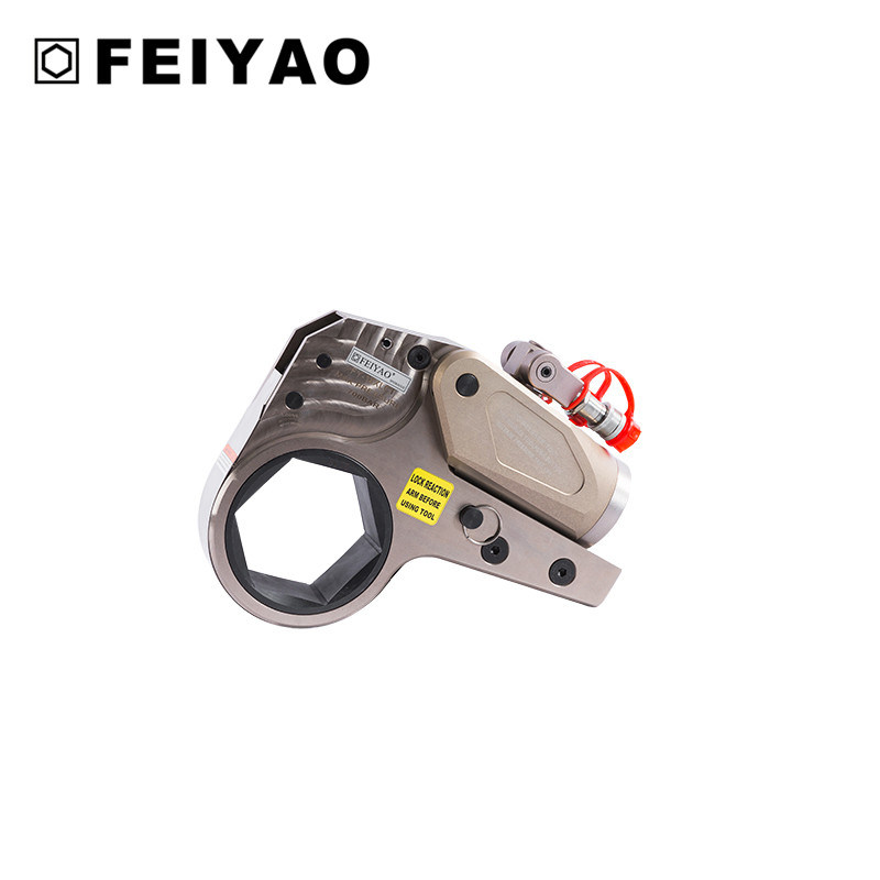(FY-XLCT) Low Profile Hydraulic Hexagon Torque Wrench with High Quality