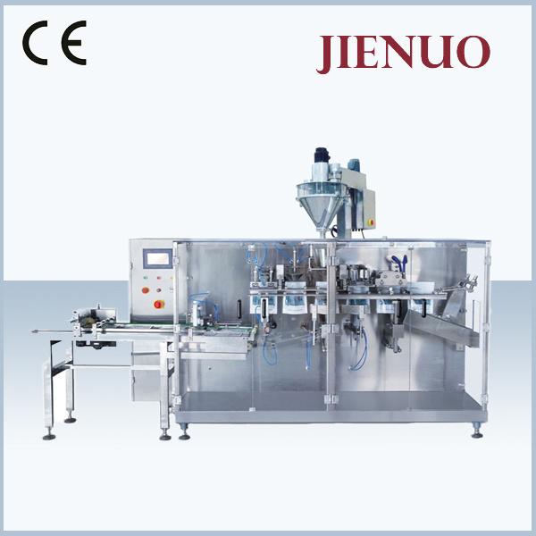 Horizontal Automatic Powder Bag-Given Packing Machine (JN-210A-1)