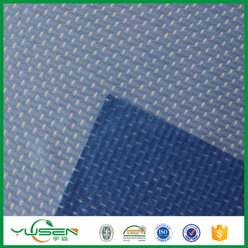 Polyester Plain Dyed Mesh Fabric for Mosquito Net