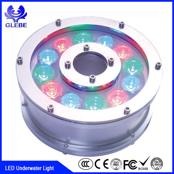 High Lumen High Quality COB LED Aquarium Tank Light 12W LED Surface Mounted Pool Light