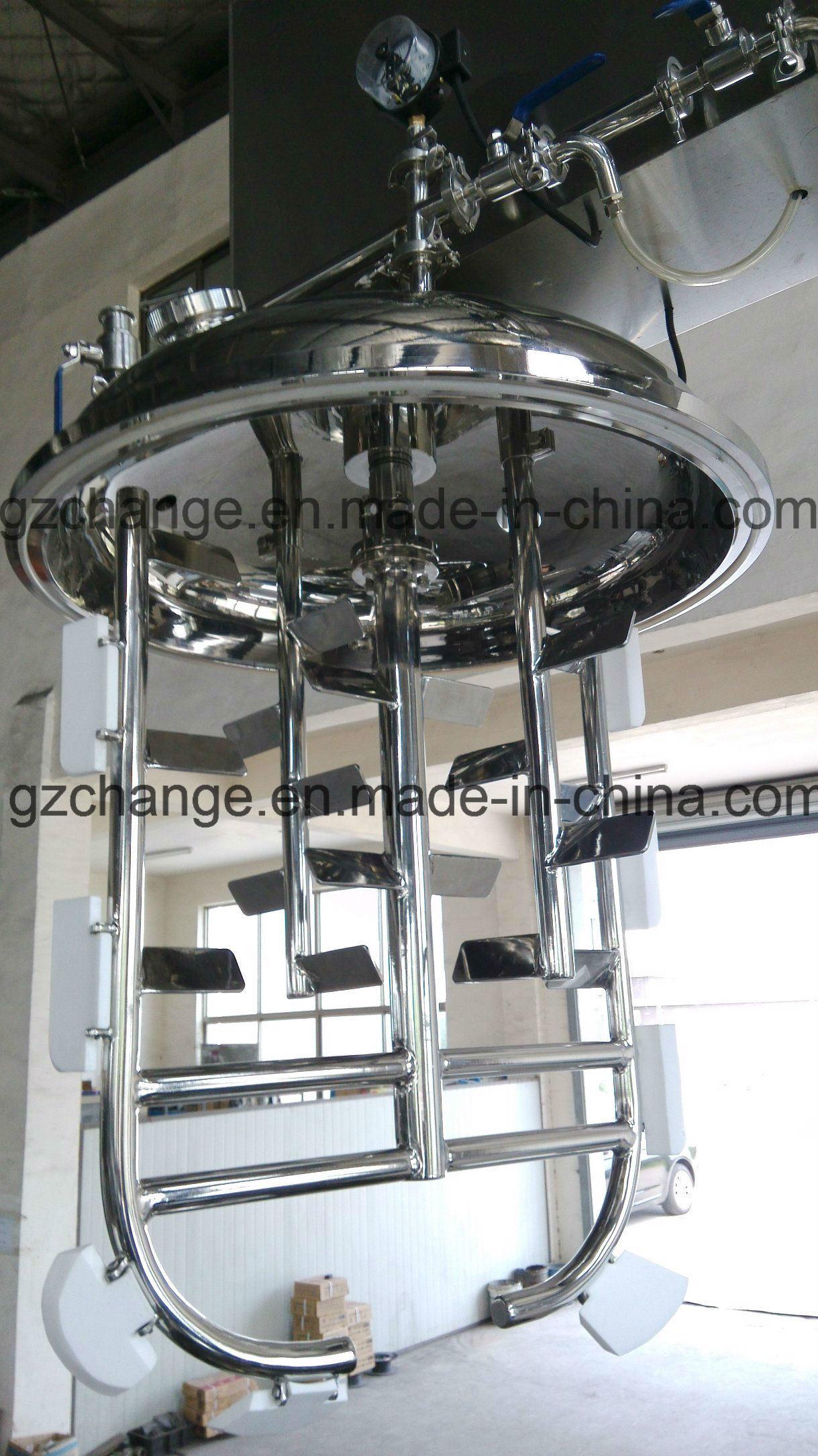 Vacuum Emulsifying Homogenizing Machine
