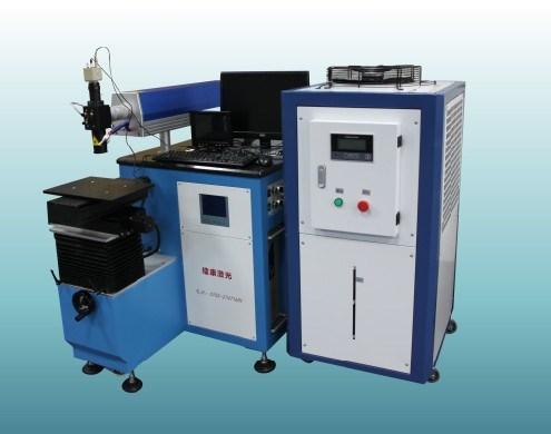400W/500W Four Axis Automatic Laser Welding Machine