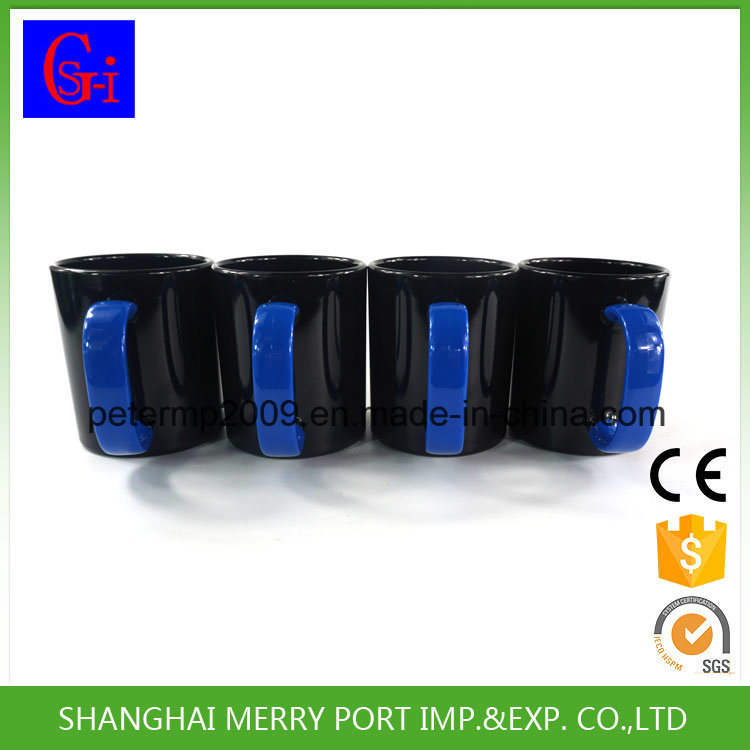 Printed Bright Colorful PS Coffee Cup for Promotional (SG-1100)