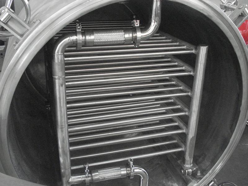 Yzg Series Tube Shape Vacuum Drying Machine