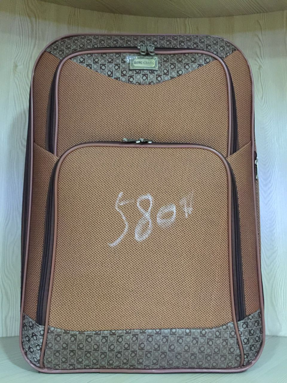 20/24/28 SKD/CKD Semi-Finished EVA Trolley Case Valise