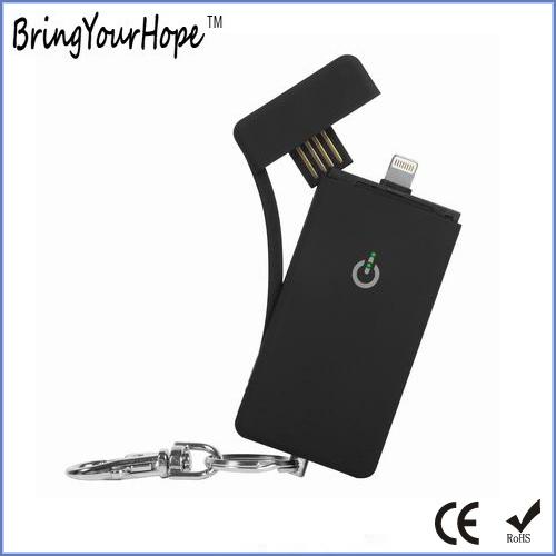 Keychain USB Flash Stick Power Bank 4GB (XH-PB-101)