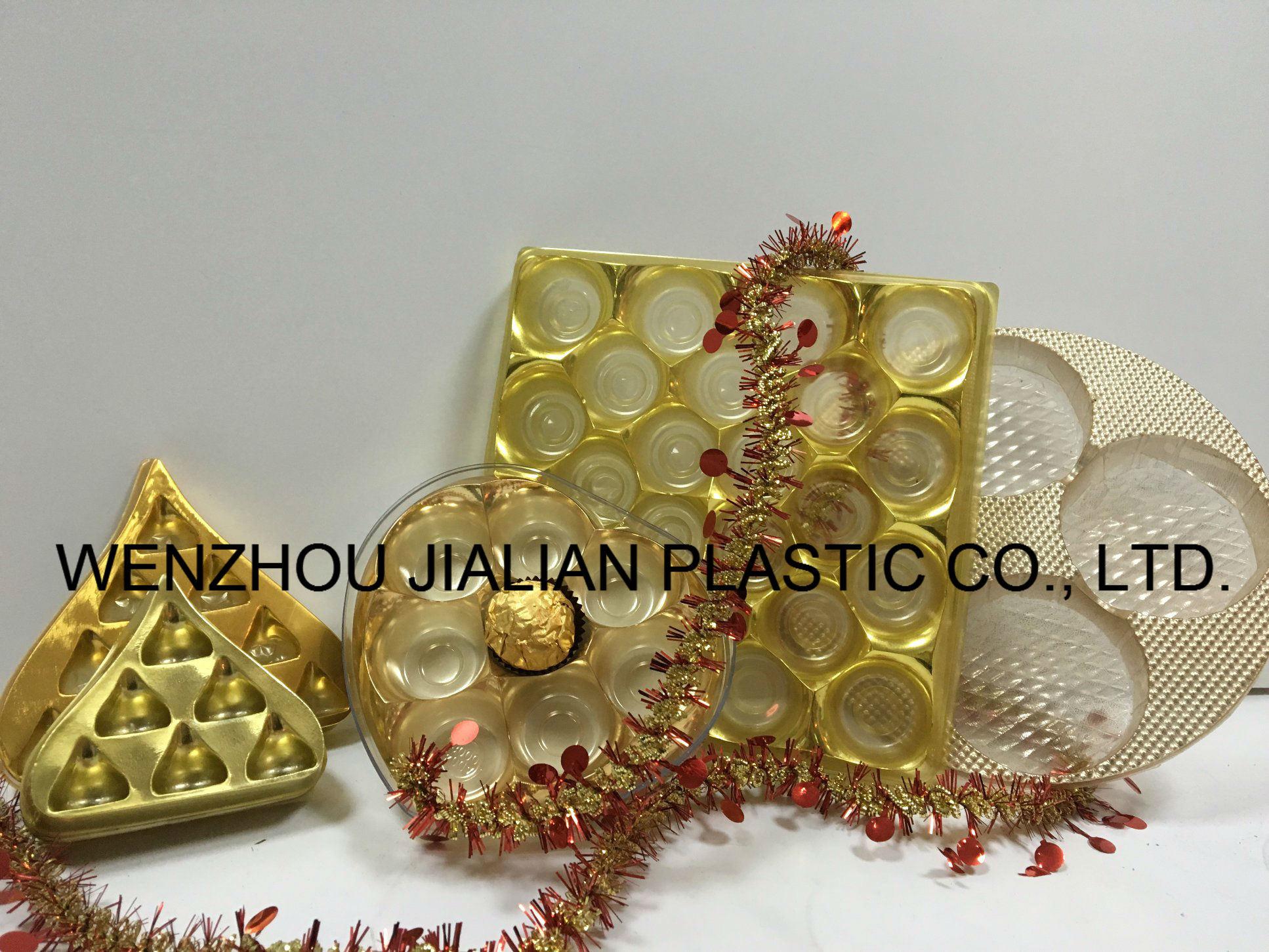 PVC Metalized Film /Gold PVC Film for Vacuum Forming