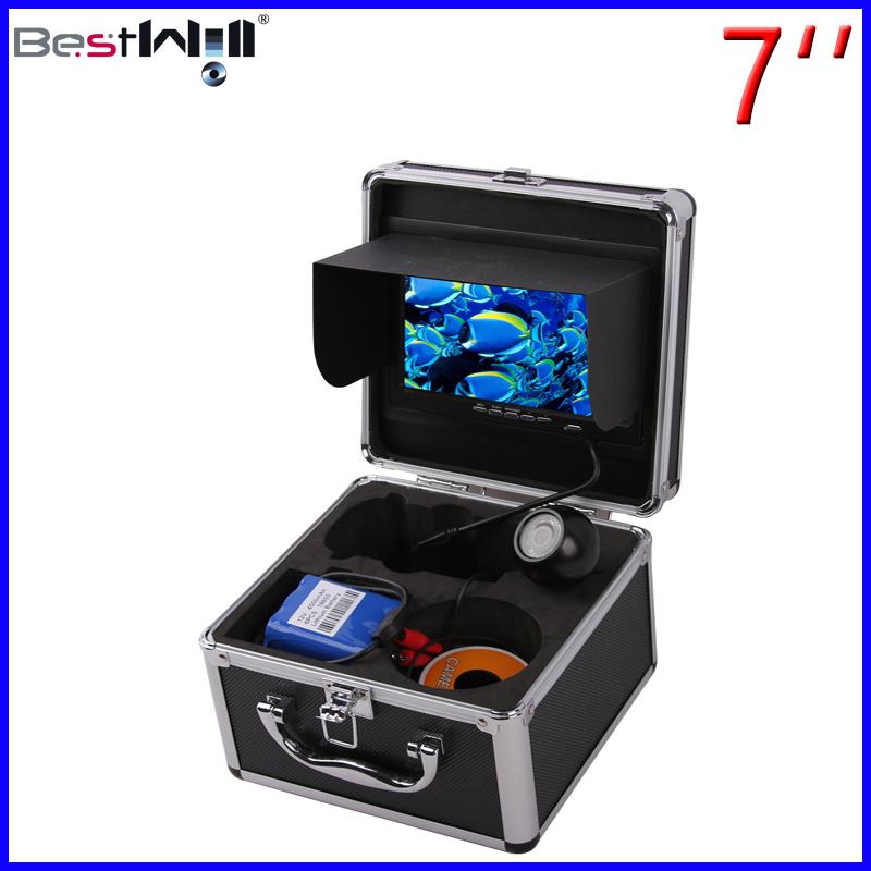 7′′ Digital Screen 20/100M Cable Underwater Camera 7P3
