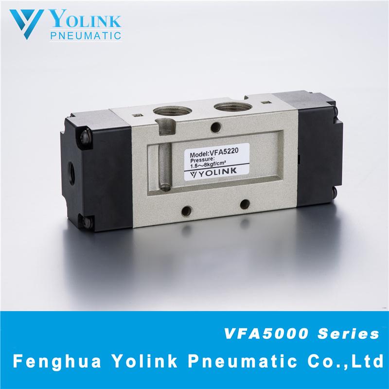 VFA5120 Series Exterior Control Pneumatic Valve