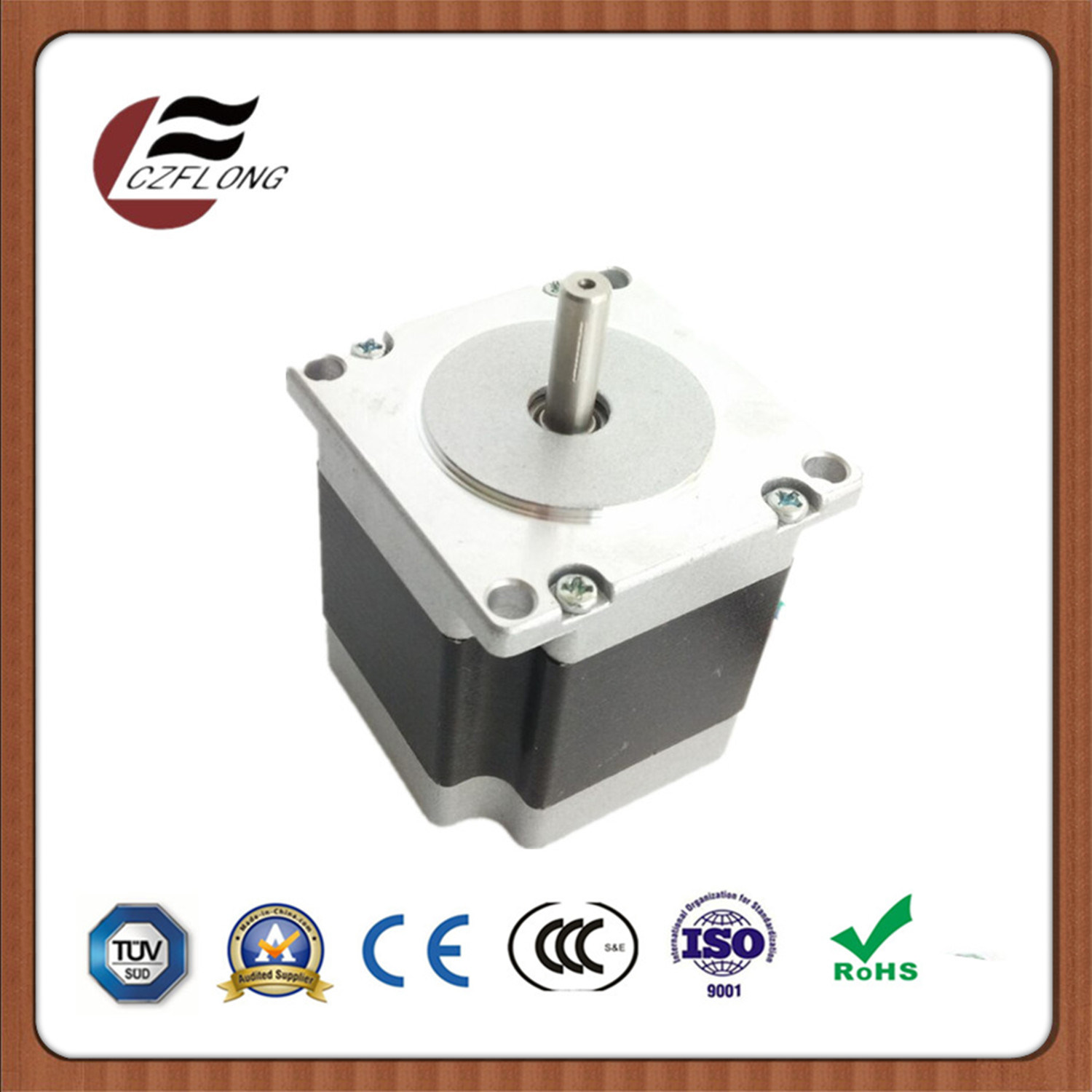 Small Vibration Hybrid 1.8 Deg Stepper Motor with Ce