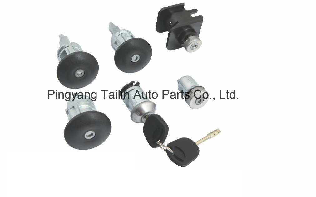 High Quality Lock Set for Ford Transit 2000-2006