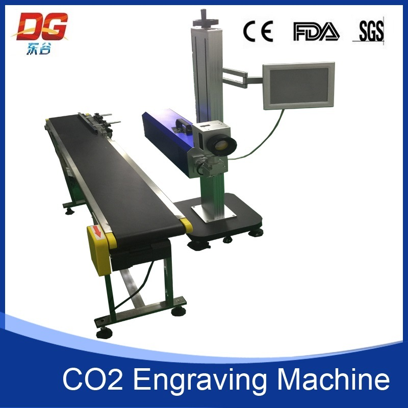 High Quality 30W CO2 Laser Marking Machine