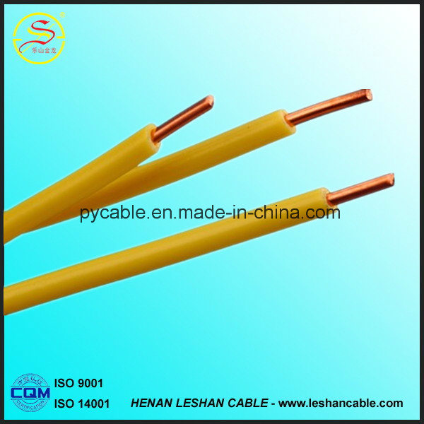 Hot Selling Electrical Copper Nylon Jacket Thhn Wire