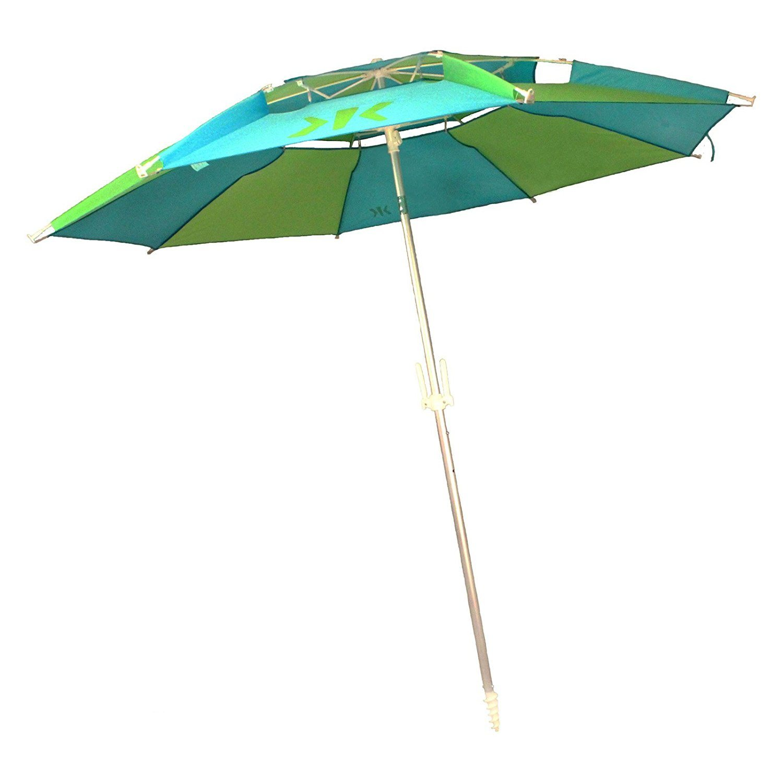 Super Windproof, Fiberlagss, 7 FT. Coast Beach Umbrella