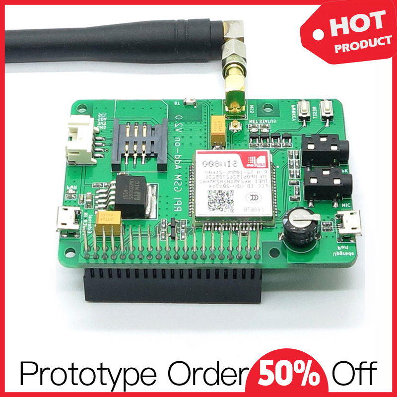 One-Stop Professional Reliable PCB Assembly Service
