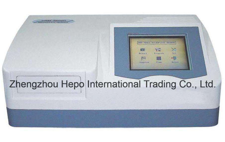 Hospital Fully Auto Elisa Microplate Reader Lab