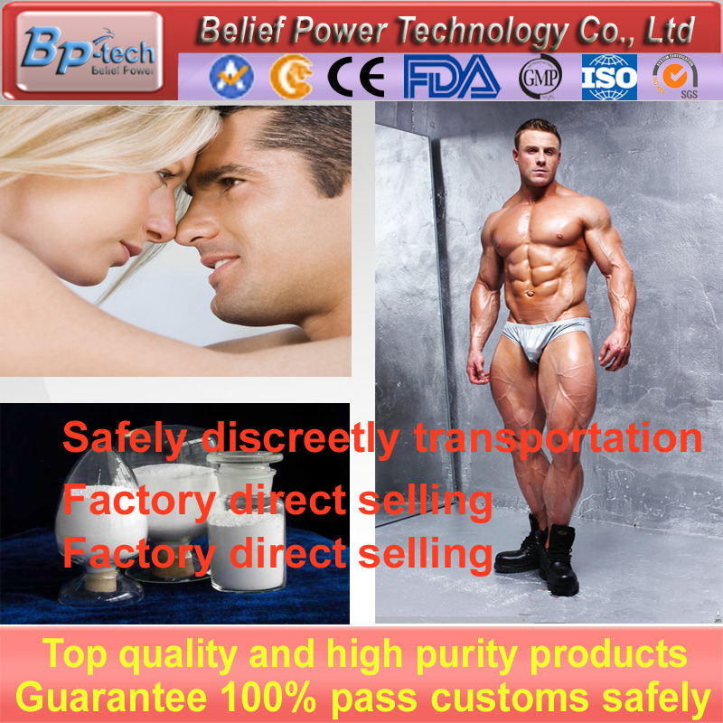 Testosterone Enanthate Raw Steroid Powder for Muscle Increase 315-37-7