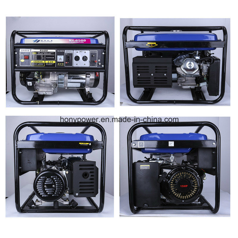 6.5HP Portable Gasoline Generator Set