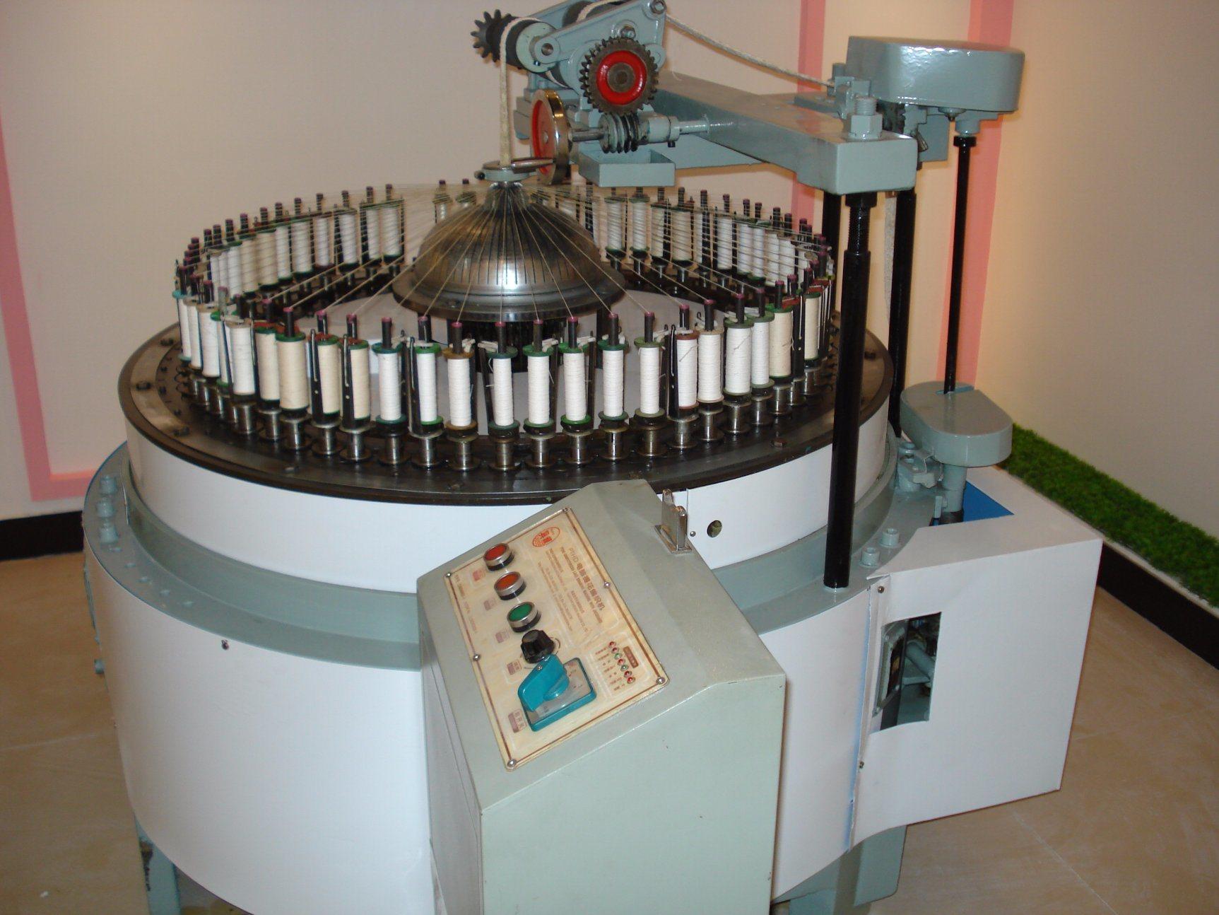 Computerized Lace Braiding Machine