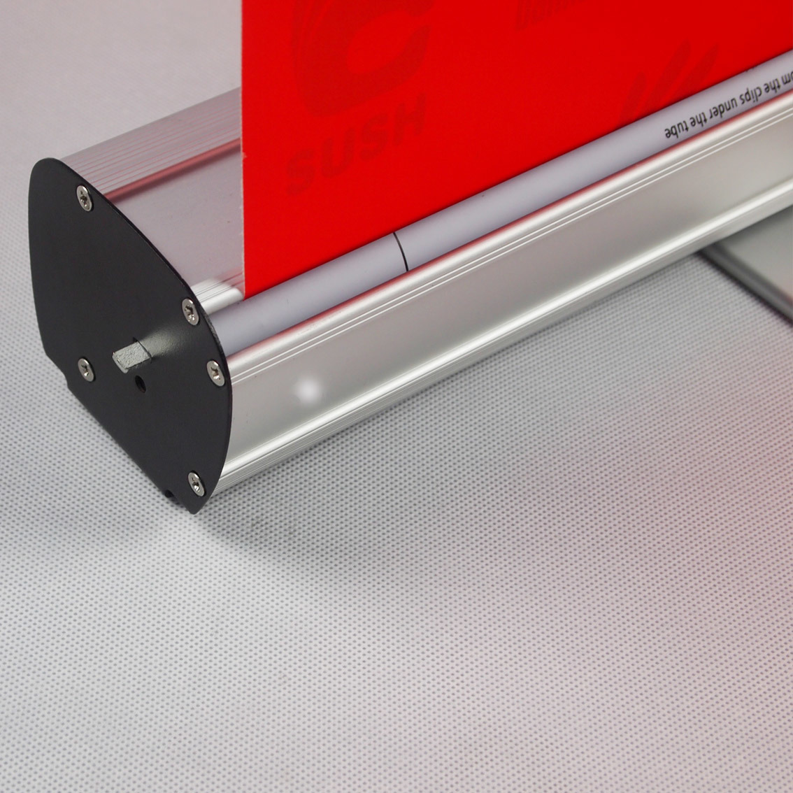 Normal Fabric Banner Roll up Banner Stand