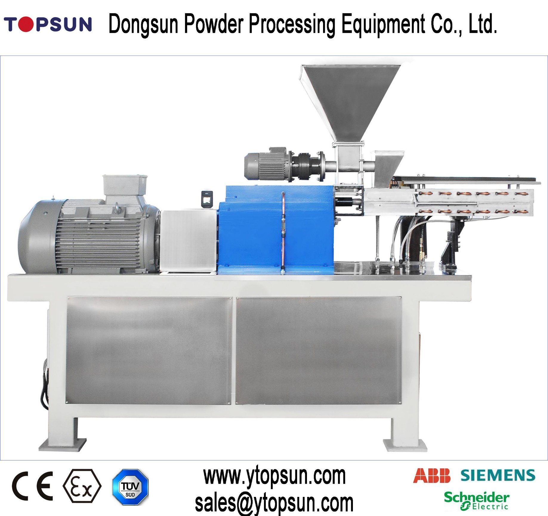 Powder Coating/Paint Producing/Manufacturing/Production/Making Line