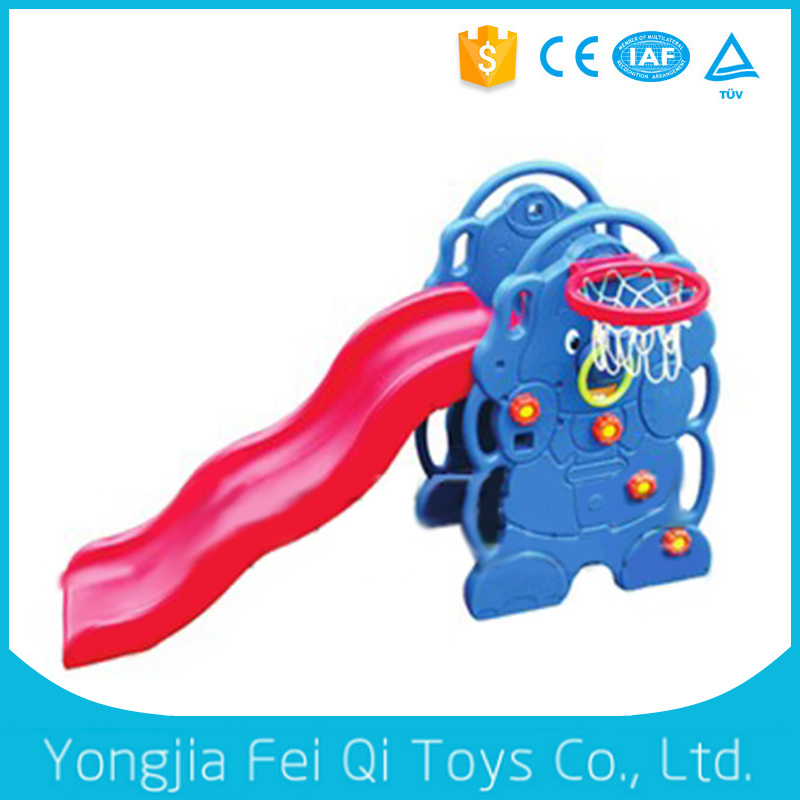 High Quality Popular Large Indoor Plastic Slide