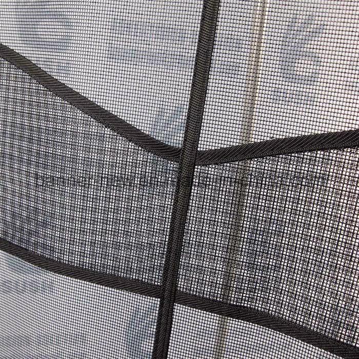 Fabric Double Expand Brochureholder Magazine Rack