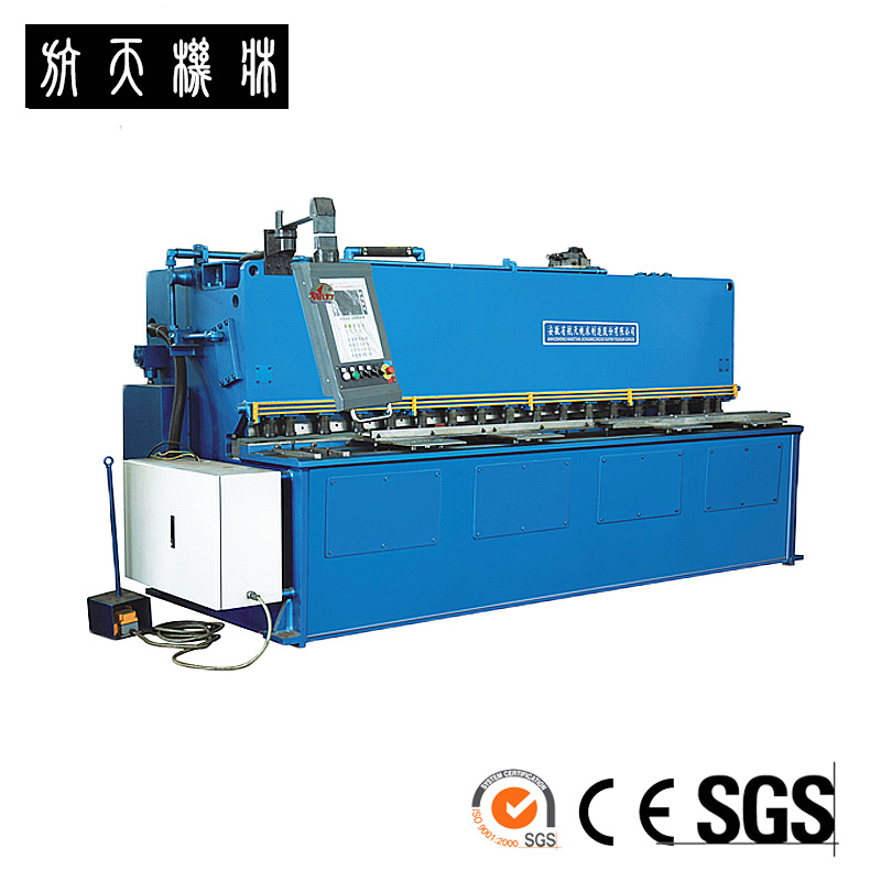 Hydraulic Shearing Machine, Steel Cutting Machine, CNC Shearing Machine Hts-4013