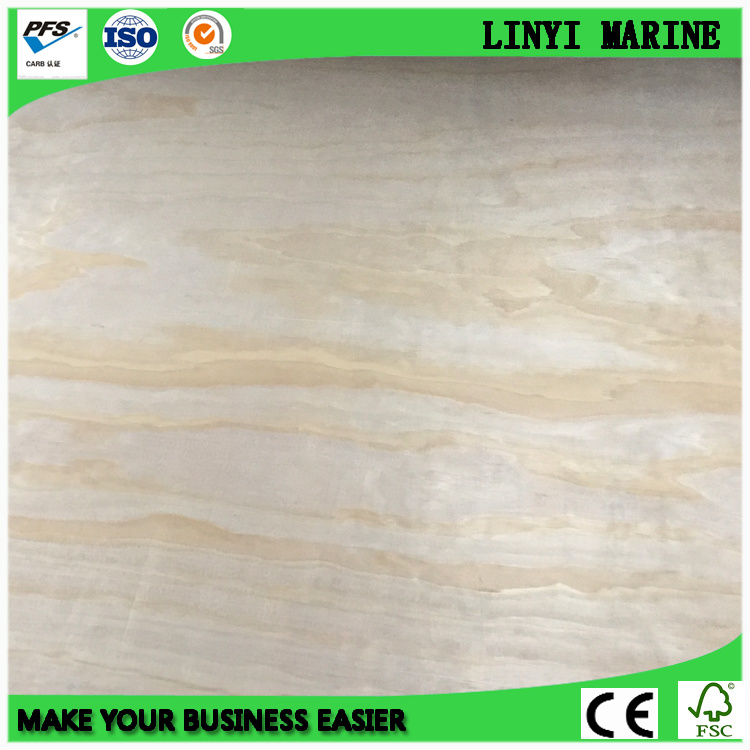 Radiate Pine Face and Back BB/CC Grade Poplar Core Plywood