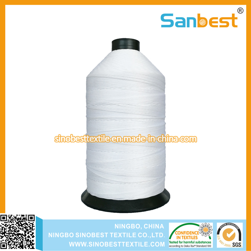 100% Bonded Continuous Nylon Sewing Thread for Shoes (T-70, T-90, T-135, etc.)