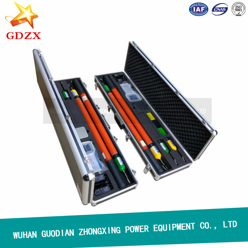 Wireless GPS Phasing Tool Very Long Distance High Voltage live line Phasing Test Set